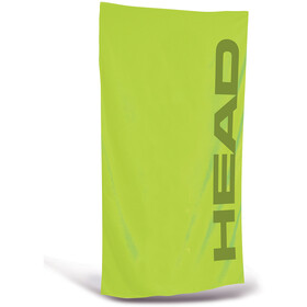 Head Sport Microfiber Handtuch lime